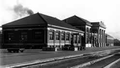 Union Pacific Railroad Depot in Green River