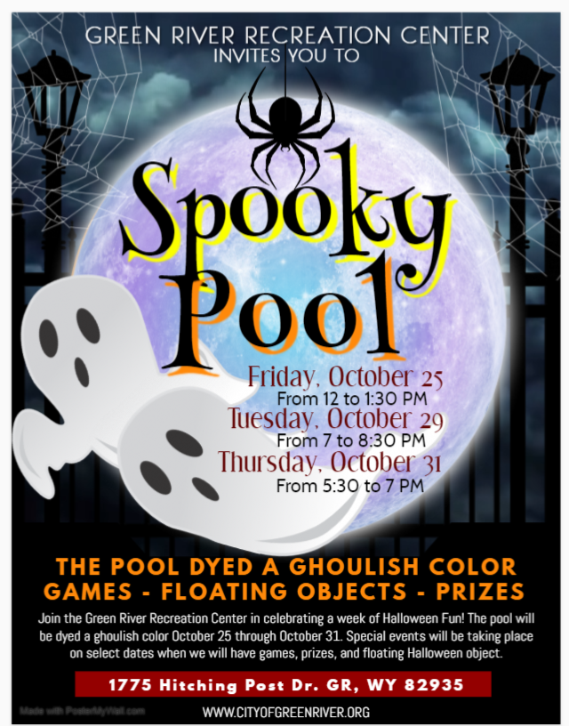 Spooky Pool 10.2019