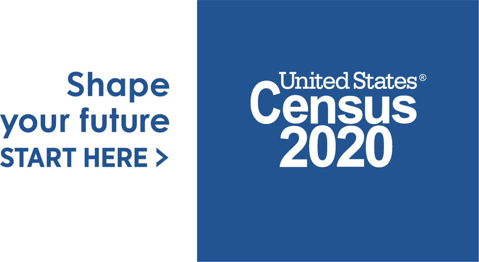 Start your future census 2020