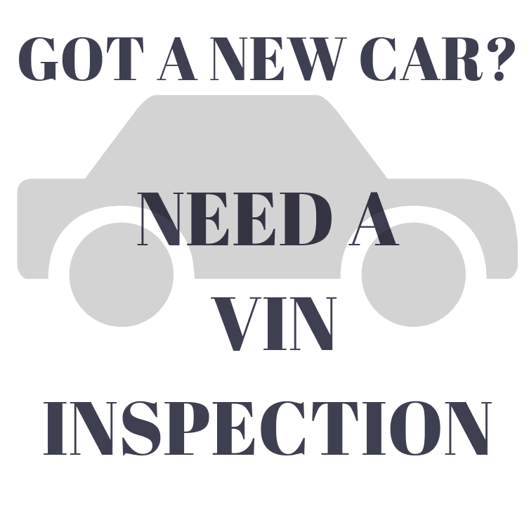 VIN Inspections pic